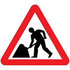 Image result for men at work symbol